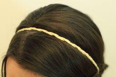 Headband Suedine Nude -- https://www.etsy.com/fr/listing/179047400/headband-suedine-nude?ref=related-1