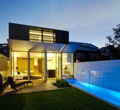 Modern Reinterpretation of the Traditional Cottage