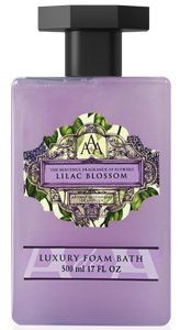 AAA Floral Lilac Blossom Luxury Foam Bath 500ml Aromas Artisanales de Antigua http://smile.amazon.com/dp/B00JWQSFJ6/ref=cm_sw_r_pi_dp_-Lw3tb06W5E06D2M
