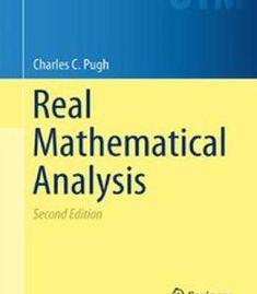 Real Mathematical Analysis 2nd Edition PDF