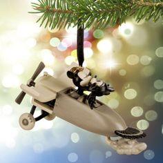 Micky und Minnie Maus - Plane Crazy Sketchbook Weihnachtsdekoration