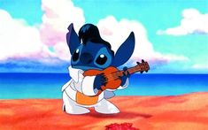 Fondo De Pantalla Stitch (Lilo & Stitch)   Disney