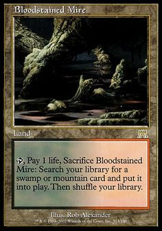 Bloodstained Mire