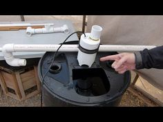 Low Power Airlift Geyser Pumps - Part 3 of 3 - YouTube