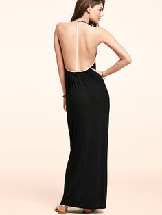 T-back Maxi Cover-up