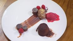 chocolate-fondant-with-raspberry-vodka-sorbet .... http://tenplay.com.au/channel-ten/masterchef/recipes/chocolate-fondant-with-raspberry-vodka-sorbet