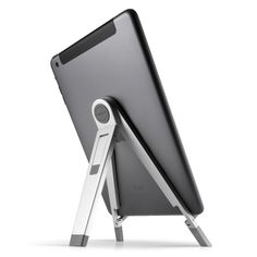 Twelve South Compass 2 for iPad.  Nice stand for tablets.