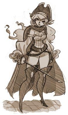 Pirate art :)