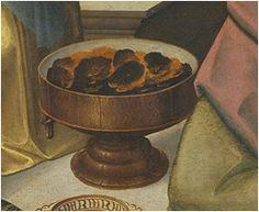 1526-1529, Nacimiento de San Eloy, Pedro Nuñez, Museo Nacional de Arte de Cataluña, Barcelona (detalle)