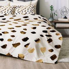 White And Gold Comforter, Gold Comforter Set, Twin Xl Bedding Sets, Best Bedding Sets, Bedding Sets Online, Queen Comforter Sets, Luxury Bedding Sets, Modern Bedding, Designer Comforter Sets
