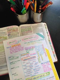 Bible Journaling sheets from Farm Girl Journals - a great way to get started with Bible Journaling!