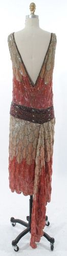 1920's woman's cocktail dress
