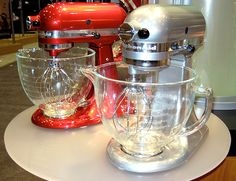 Coming Soon:  90th Anniversary KitchenAid Stand Mixer    International Home and Housewares Show 2008