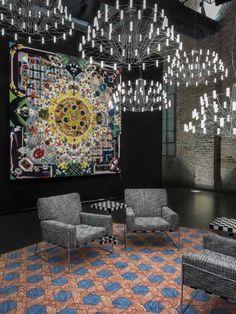 Motiv Des Teppichs Ist Von Studio Job Entworfen