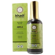 KHADI - Herbal Hair Oil Amla - Strengthening protecting - Prevents premature greying - Helps against Dandruff >>> This is an Amazon Affiliate link. Find out more about the great product at the image link.