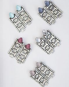 Sneaky peaky! Tiny bite of what's to come! #CalderonEarring #soexcited