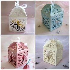 1 Sample Box, White, Pink, Blue, Ivory Holy Cross Favor Box for Christening… Communion Party Favors, Communion Centerpieces, Baptism Party Favors, Première Communion, First Communion Party, Christening Favors, First Holy Communion, Baby Christening, Boy Baptism Centerpieces