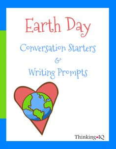 Earth Day Conversation Starters