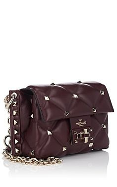 9032e058a579 Valentino Garavani Candystud Mini Leather Shoulder Bag