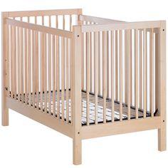 Andersen Crib (Maple)  | The Land of Nod - $799