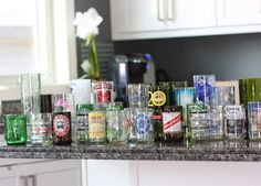 Simple Tool Turns Empty Bottles Into Unique Drinking Glasses