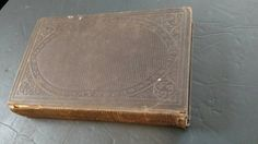 Capt. John F. Herbert Ohio 2nd Artillery Regiment Signed Book-1864 by TheVintageVagabonds on Etsy