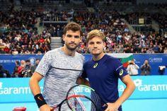 Biletul zilei din tenis Dimitrov vs Goffin 15.11.2017 David Goffin, Wimbledon, Tennis