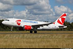 CSA - Czech Airlines OK-NEO Airbus A319-112 aircraft picture