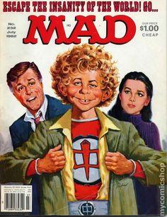 Mad #232