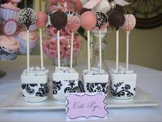 Honeycomb Events & Design: Cake Pop Tutorial: Prevent Cracks in Cake Pop Shells