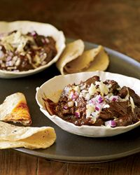 Julie's Texas-Style Chili with Beer…and other cooking with beer recipes [f&w]