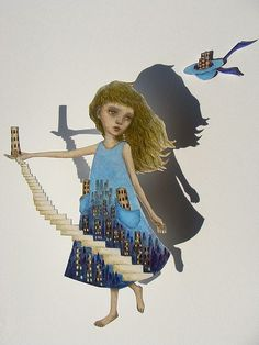 Maki Hino, paper artist