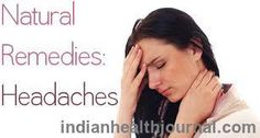 #Natural #Treatments For #Headache