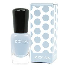 Zoya Nail Polish Mini in Blu with Color Cutie Box! Available while supplies last.