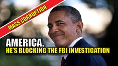 "Obama and his DOJ are actively BLOCKING the FBI's attempts to investigate the thousands of new emails they discovered on Huma and Weiner's desktop computer. They are SUPPRESSING information to help Hillary win the election. Obama's DOJ is REFUSING to access a warrant that would allow FBI officials to read any of the newly discovered Abedin emails. They are still in the dark about whether they include any classified material that the bureau has not already seen. From Liberty Writers : ""WE DO…"
