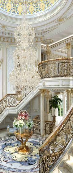 ~ House Interior Design in Pakistan, Katrina Antonovich ~