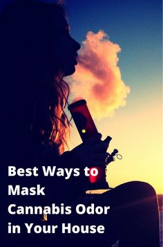 What are the Best Ways to Mask Cannabis Odor in Your House?