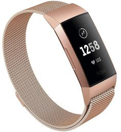 Fabulously Fit SA is the best online store to buy stylish watch straps, activity trackers, and smart watches in South Africa. Order Fitbit Charge 3 Straps now!