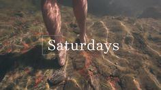 Kinfolk Saturdays: Swimming in Wild Waters.
