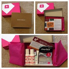 We are in October's Birchbox! Here are some awesome fan photos! #BirchBox #BirchBoxOctober #Evologie #BeautyPics #Instagram