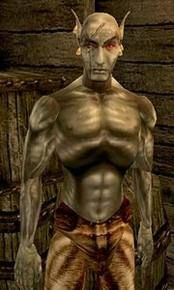 Jiub - Morrowind Thank Saint-Jiub who drove the cliffracer vermin out of Morrowind. Praise Almsivi!