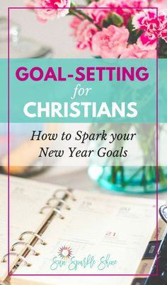 Christians often fail to realise the power of God at work. This goal-setting plan helps us avoid that trap using Biblical principles, proven techniques and Grace Goals – the revolutionary way to approach change.