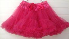 ***Sweet Teens Tutu*** Hot Pink www.littleandpinkboutique.co.uk