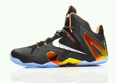timeless design 61dbe adcb9 Authentic Nike Lebron 11 What The Lebron For Sale Online Free Shipping  http