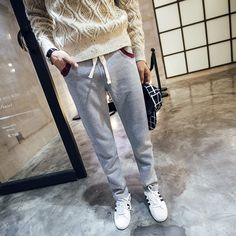 Find More Casual Pants Information about 2016 Spring and Summer Men Sports Thin Pants Slim Casual Mens Joggers Pants Training Sweatpants Men Sport Wear Jogging Pants Men,High Quality elastic waist khaki pants,China pant clips Suppliers, Cheap elastic waist linen pants from Moncloth show on Aliexpress.com