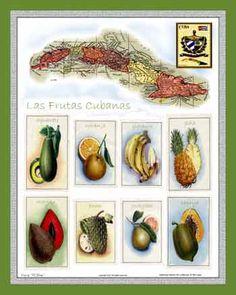 Las Frutas de Cuba , 1934