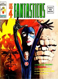 Los 4 Fantasticos V.2 º 1