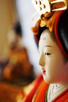 Hina Doll, Japan Hina Dolls, Kokeshi Dolls, Art Dolls, Japanese Theme, Japanese Culture, Look Kimono, Japanese Beauty, Japanese Doll, Hina Matsuri