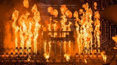 Ultra Music Festival Smashes Records On Its Anniversary: A completely sold-out Ultra Music Festival saw its most memorable show… Ultra Miami, Masque Halloween, Halloween Magic, One Direction Live, The Jonathan Ross Show, Steve Angello, Concert Stage Design, Edc Las Vegas, Backgrounds