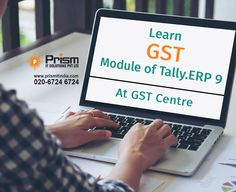 Be ready for accounting with new GST Taxation Norms, Tally.ERP9 can be used for calculation of taxes following GST guidelines. Visit us to know more at: http://www.prismitindia.com/gst-centre.php #TallyforGSTinpune #GSTaccountingsoftwareinpune #GSTcentre #GSTportalinpune